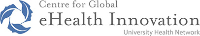 Centre for Global eHealth Innovation, UHN logo