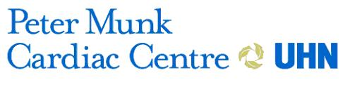 Peter Munk Cardiac Centre, UHN logo